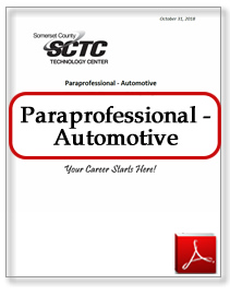 Automotive Paraprofessional