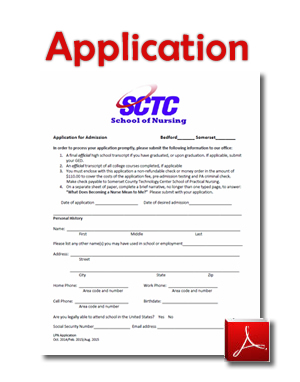 LPN Application