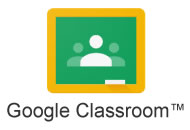 Click here to go to the Google Classroom site